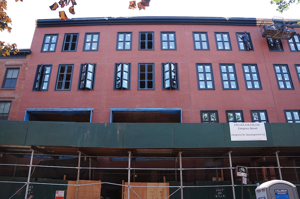 Townhouses of Cobble Hill, 110-126 Congress Street