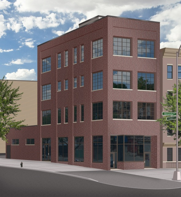 136 Alexander Avenue, rendering via JCAL Development