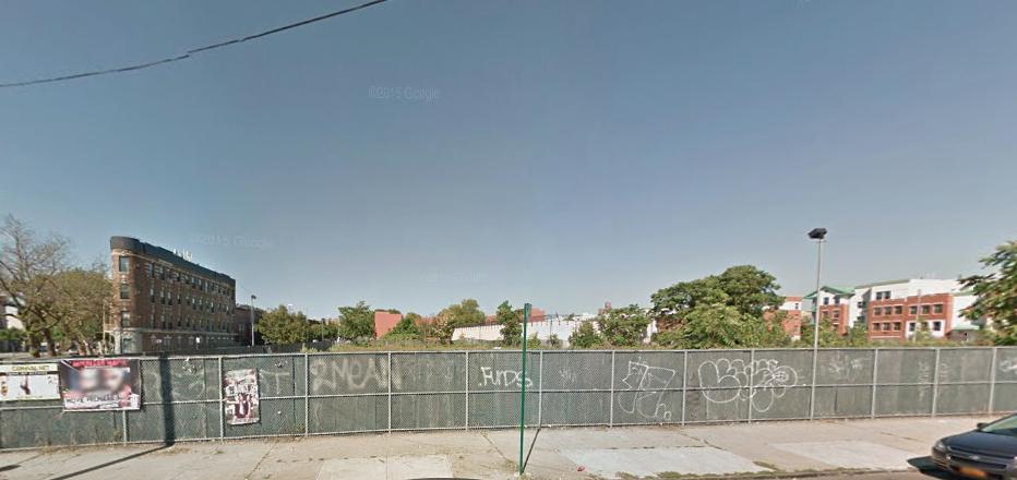 1845 Sterling Place, image via Google Maps