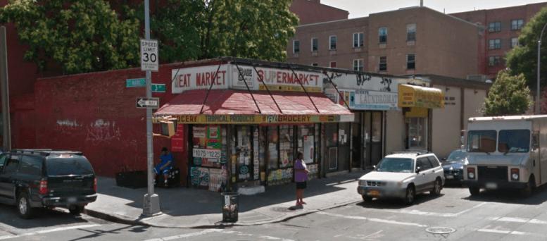 2 St Marks Place, image via Google Maps