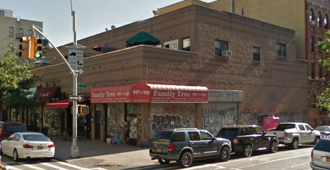 207 South 3rd Street, image via Google Maps