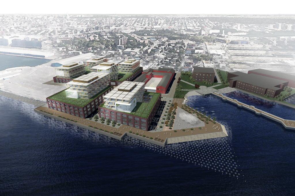 Red Hook Innovation Studios