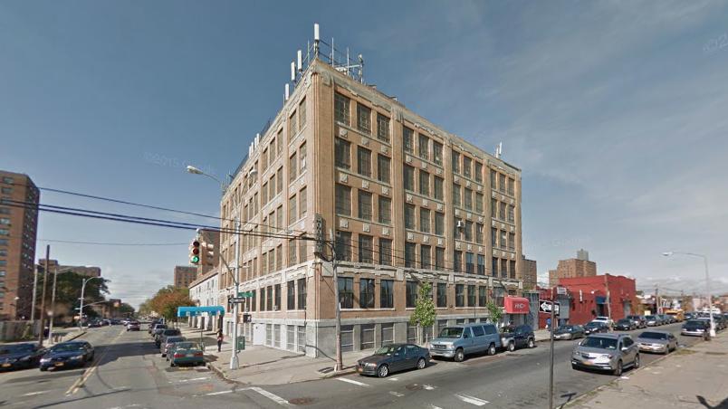 326 Junius Street in October 2014, image via Google Maps