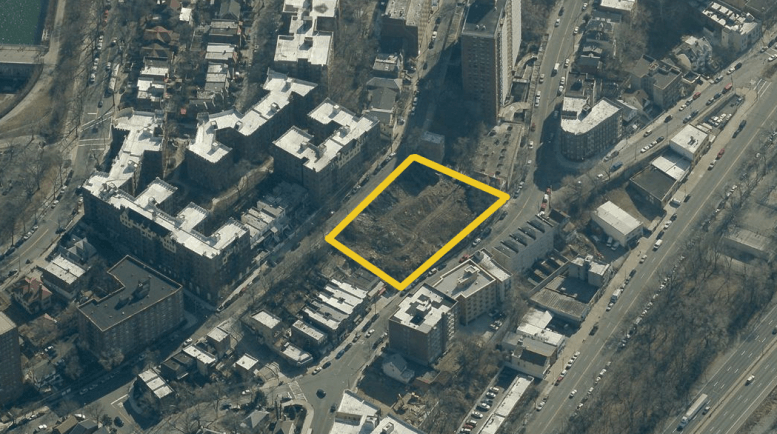 3469 Cannon Place, image via Bing Maps