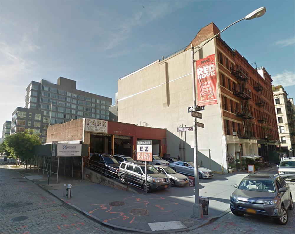 456 Greenwich Street (via Google Maps)