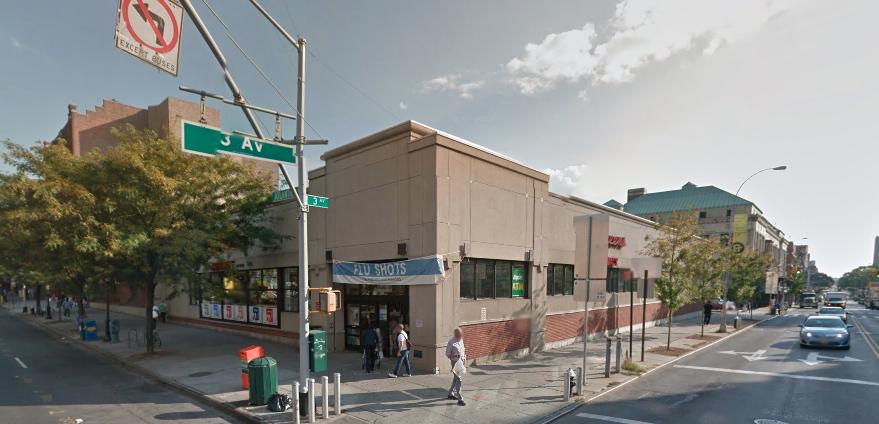 505 Pacific Street, image via Google Maps