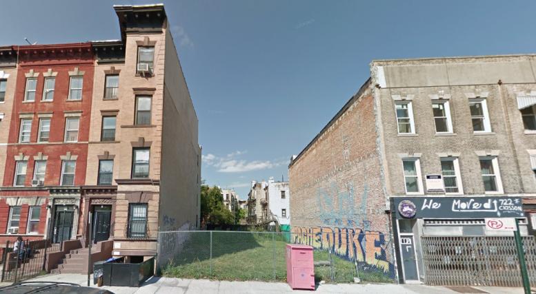 529 Park Place, image via Google Maps
