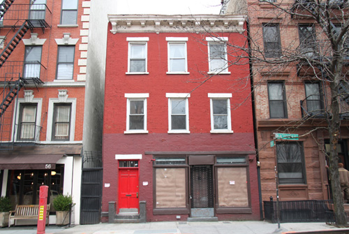 54 MacDougal, image from Untapped Cities