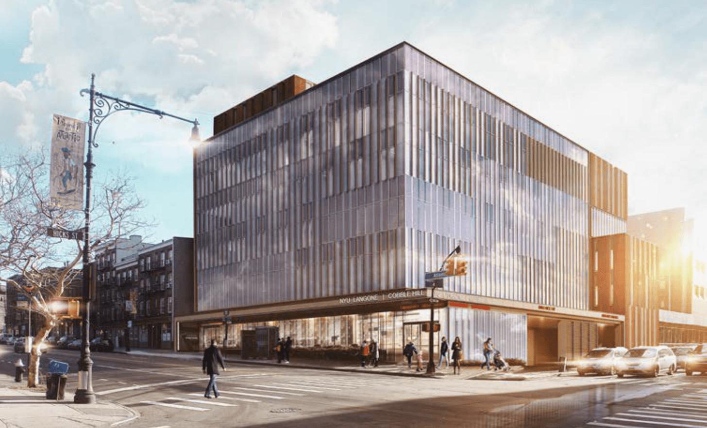 nyu langone medical center | new york yimby