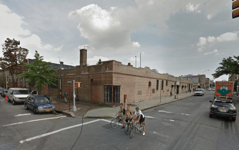 803 Wyckoff Avenue, image via Google Maps