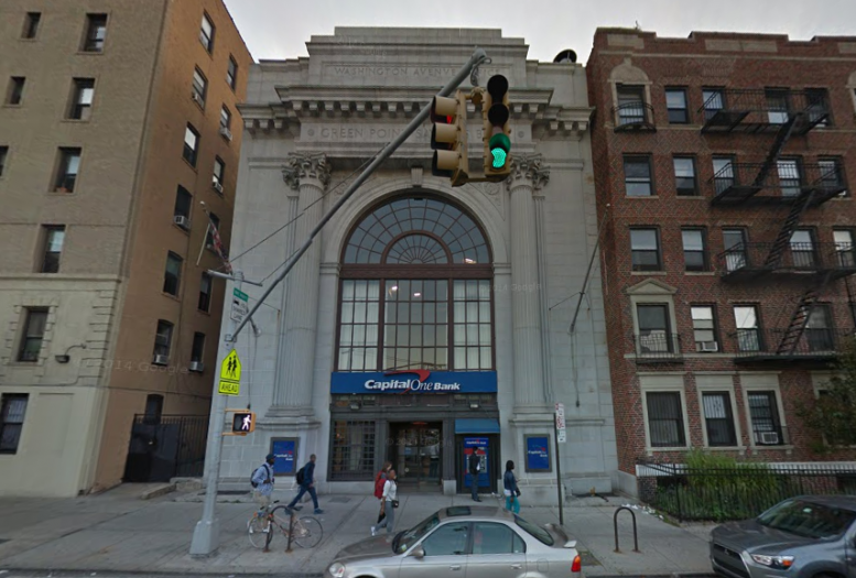 856 Washington Avenue, image via Google Maps
