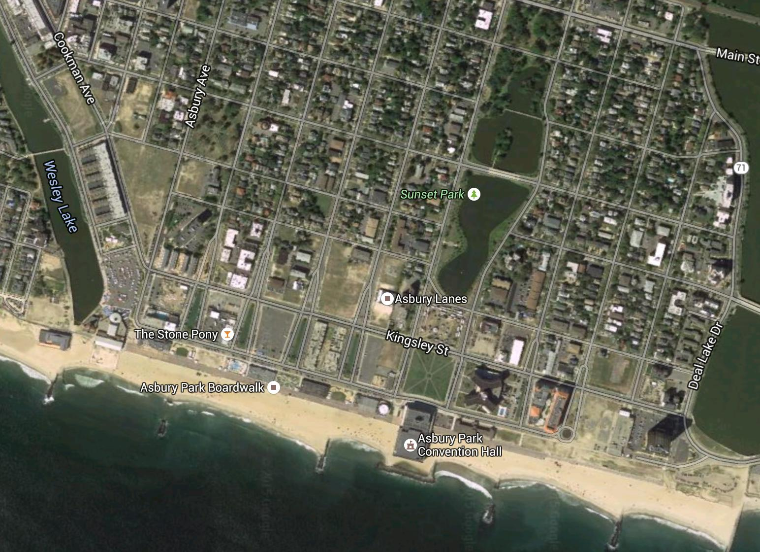 Asbury Park Waterfront Redevelopment