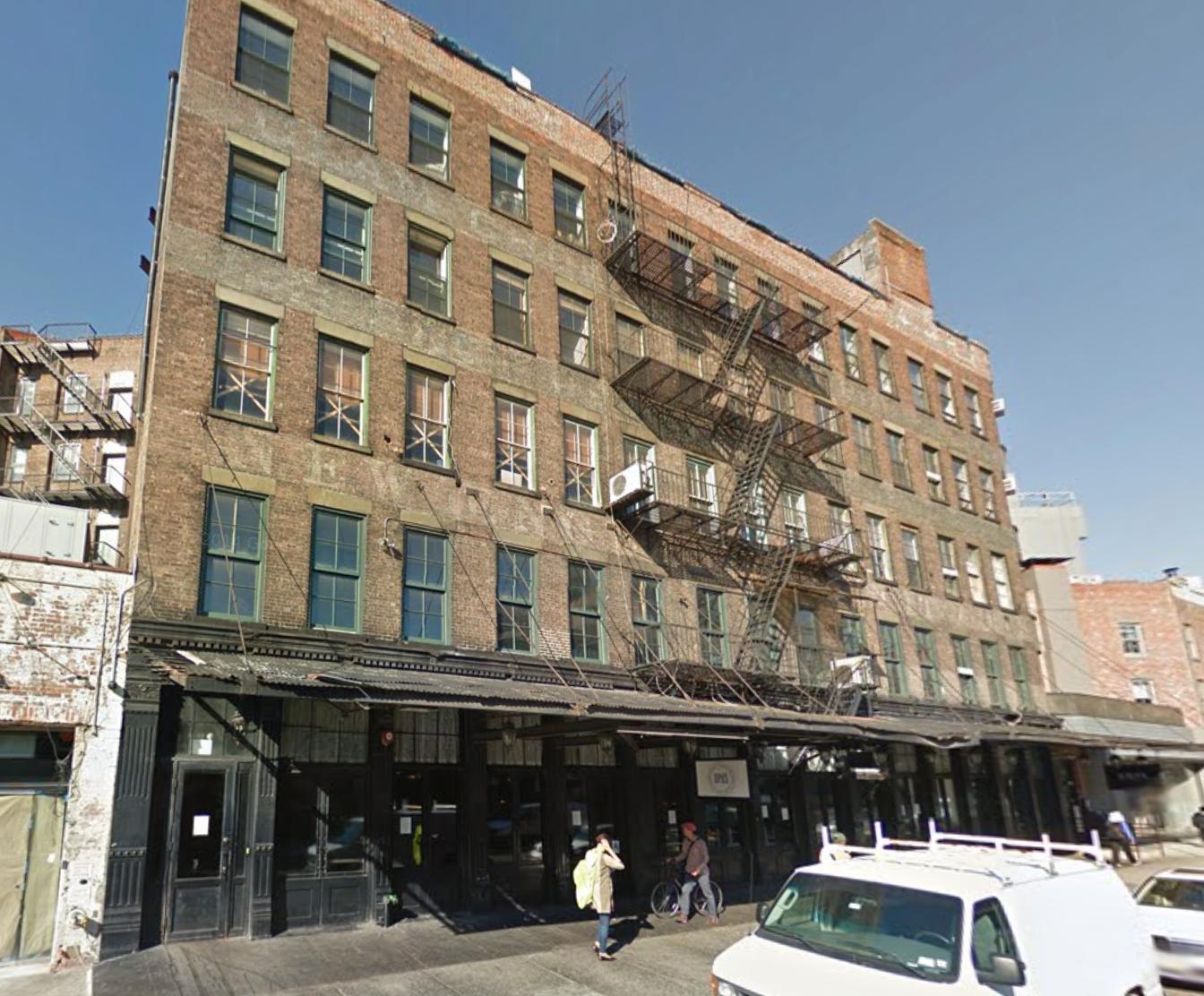 55 Gransevoort Street