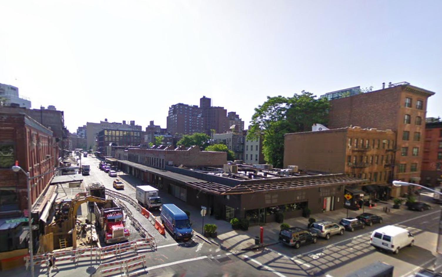 46-74 Gansevoort Street