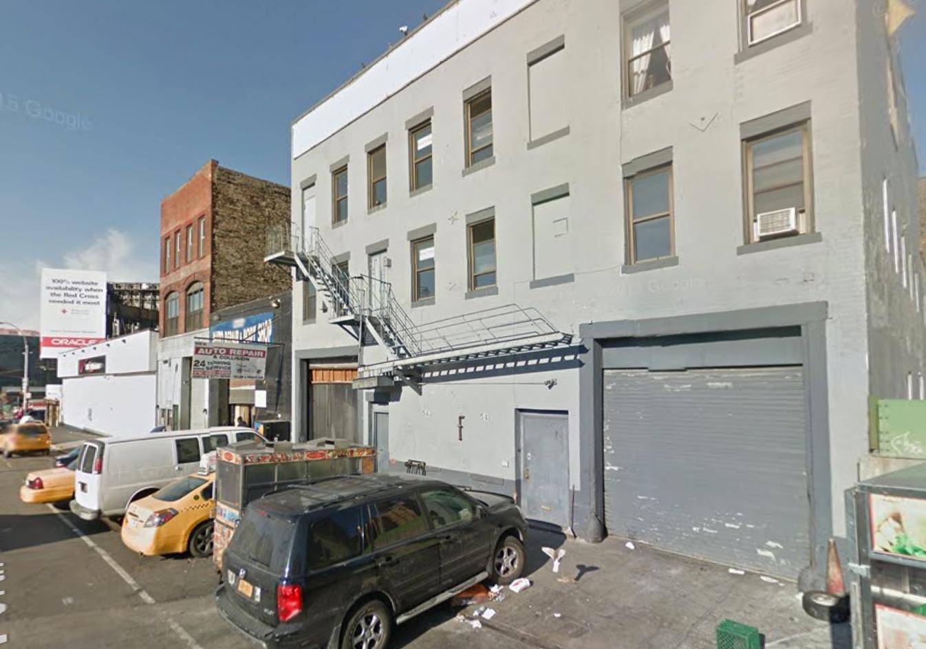 545 West 37th Street