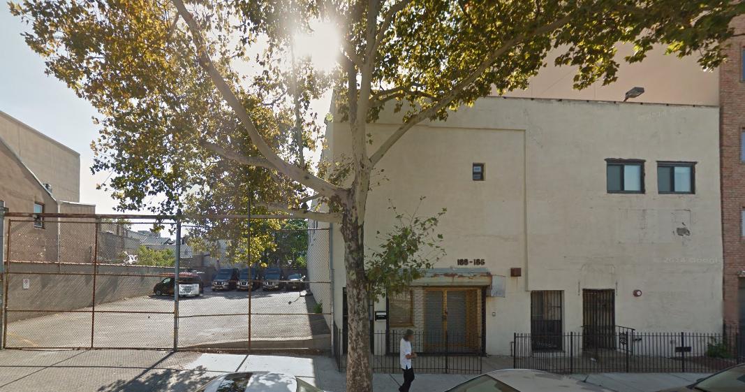 186-190 21st Street, image via Google Maps
