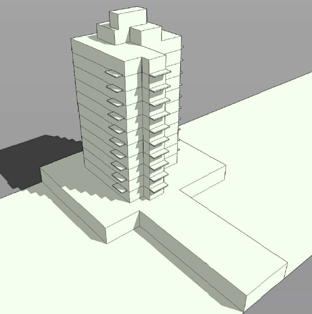 301 Himrod Street diagram, via Boro Architects/MKF Group