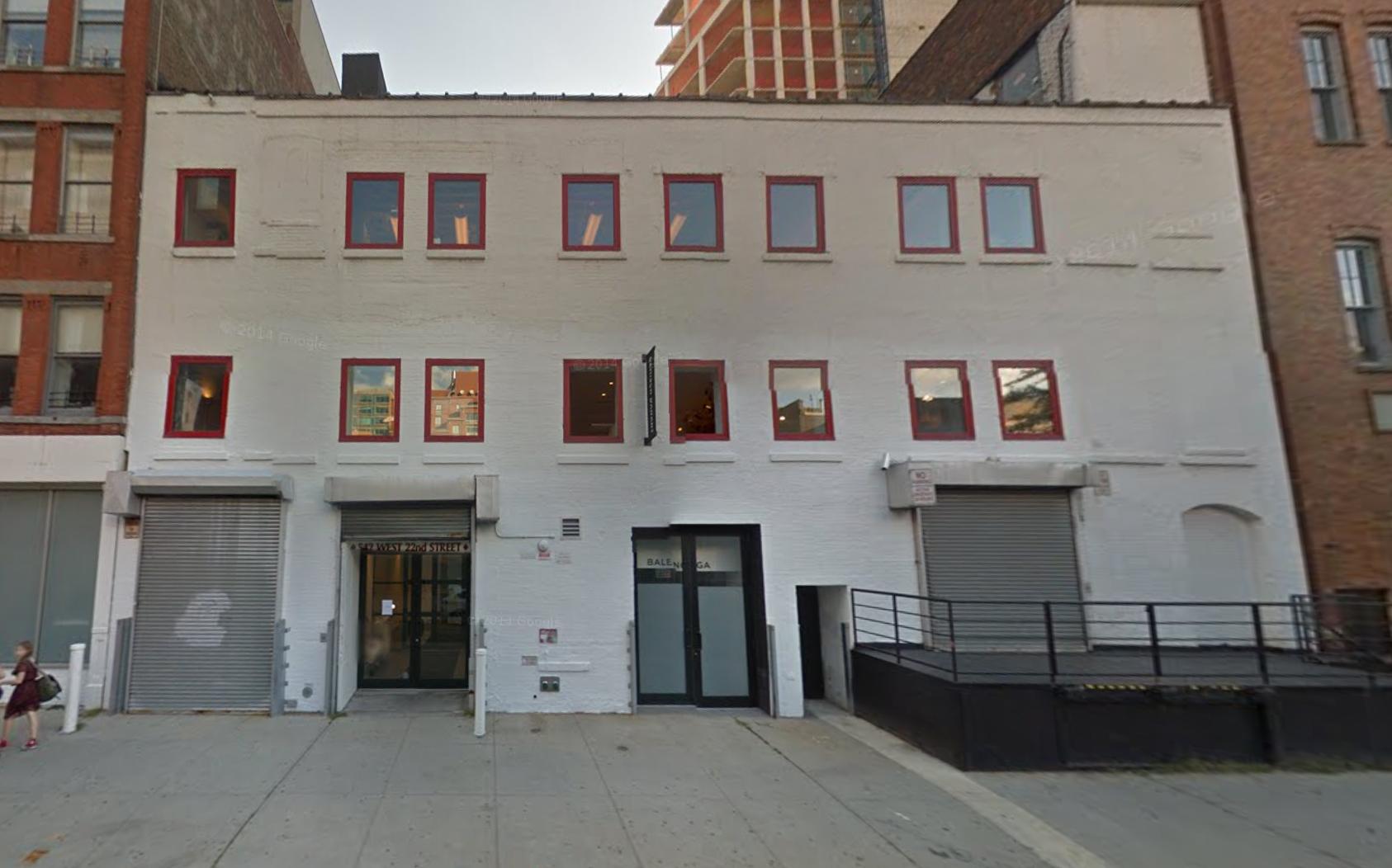 542 West 22nd Street
