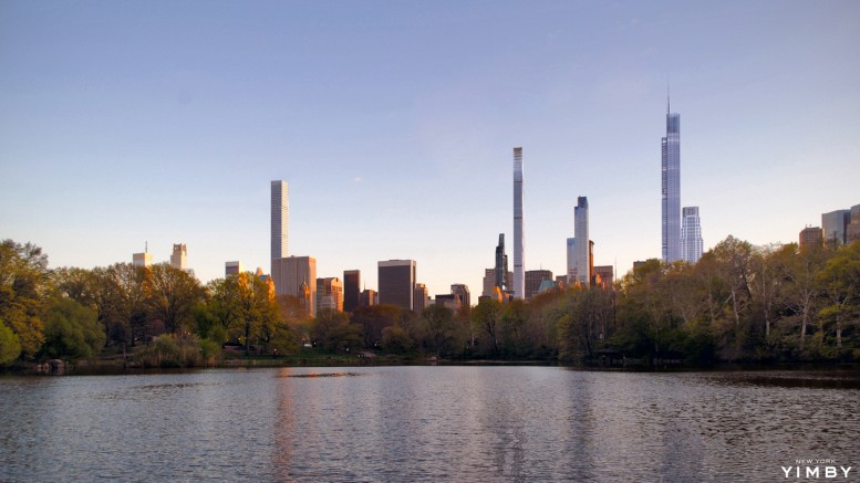 Future Midtown skyline