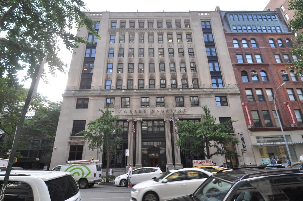 60 Fifth Avenue in July 2014, photo by Christopher Bride for PropertyShark