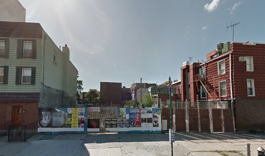 650 Metropolitan Avenue, image via Google Maps