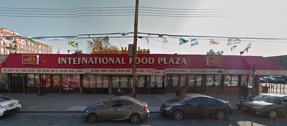 824 East New York Avenue, image via Google Maps