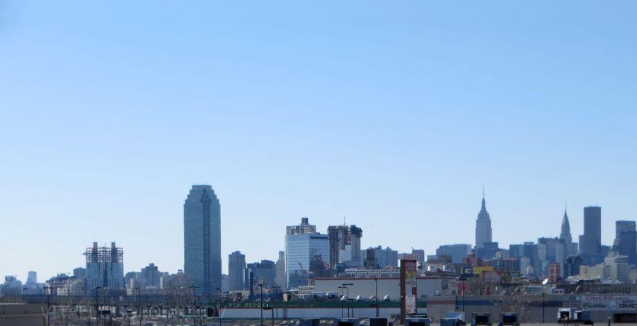 Long Island City March 2015