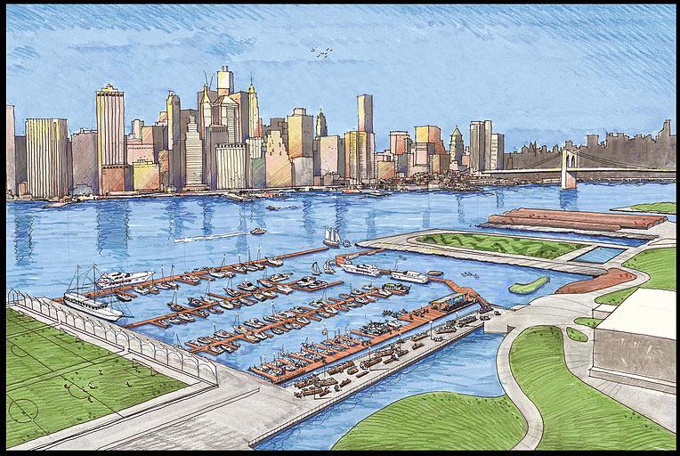 One° 15 Brooklyn Marina