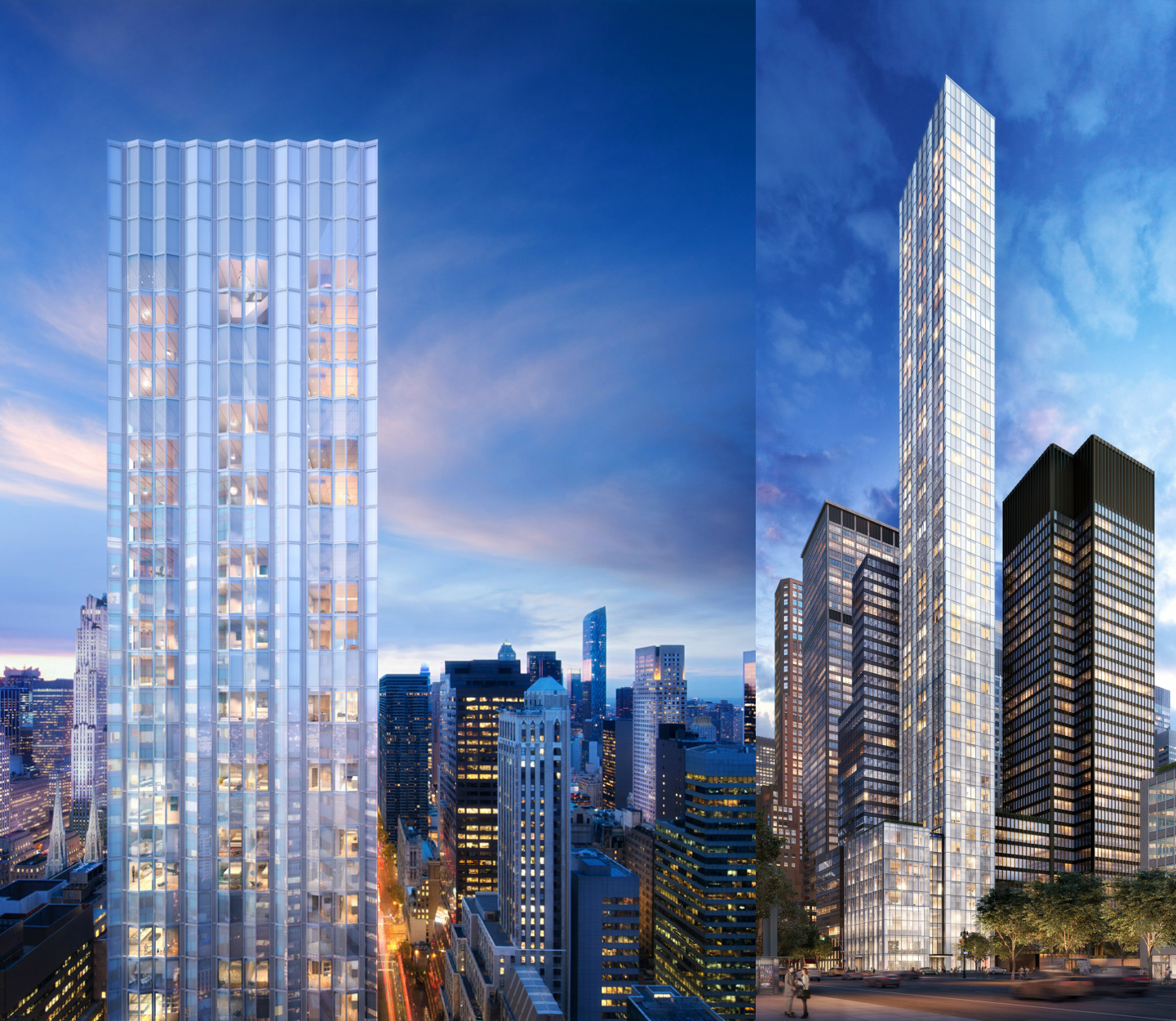 New Renderings Update On 63 Story 93 Unit Residential