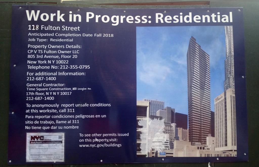 118 Fulton Street