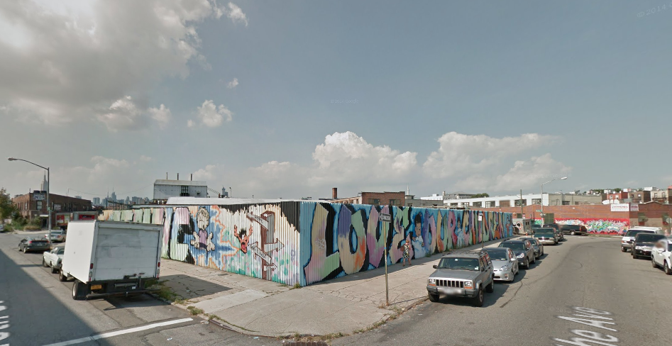 14 Wythe Avenue, image via Google Maps