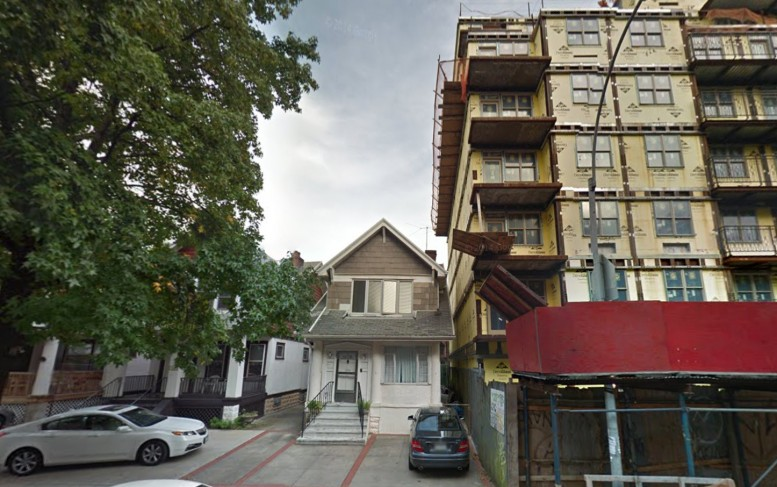 Permits Filed 1533 East 19th Street Midwood New York Yimby
