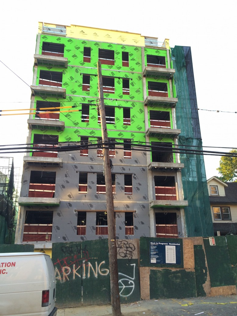 Construction update 177 16 wexford terrace jamaica for Jackson terrace yonkers ny