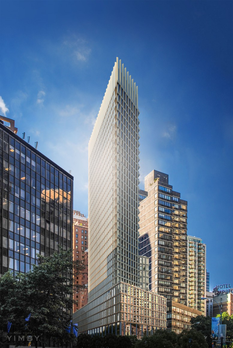 1865 Broadway Revealed Som Designed Replacement Of The