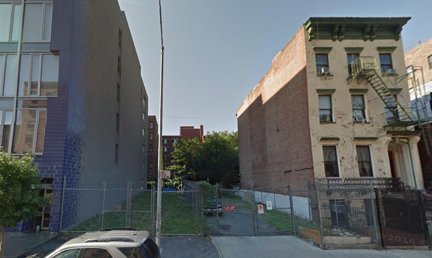 228 East 118th Street, image via Google Maps