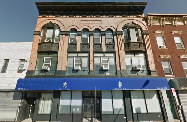 2581 Atlantic Avenue, image via Google Maps