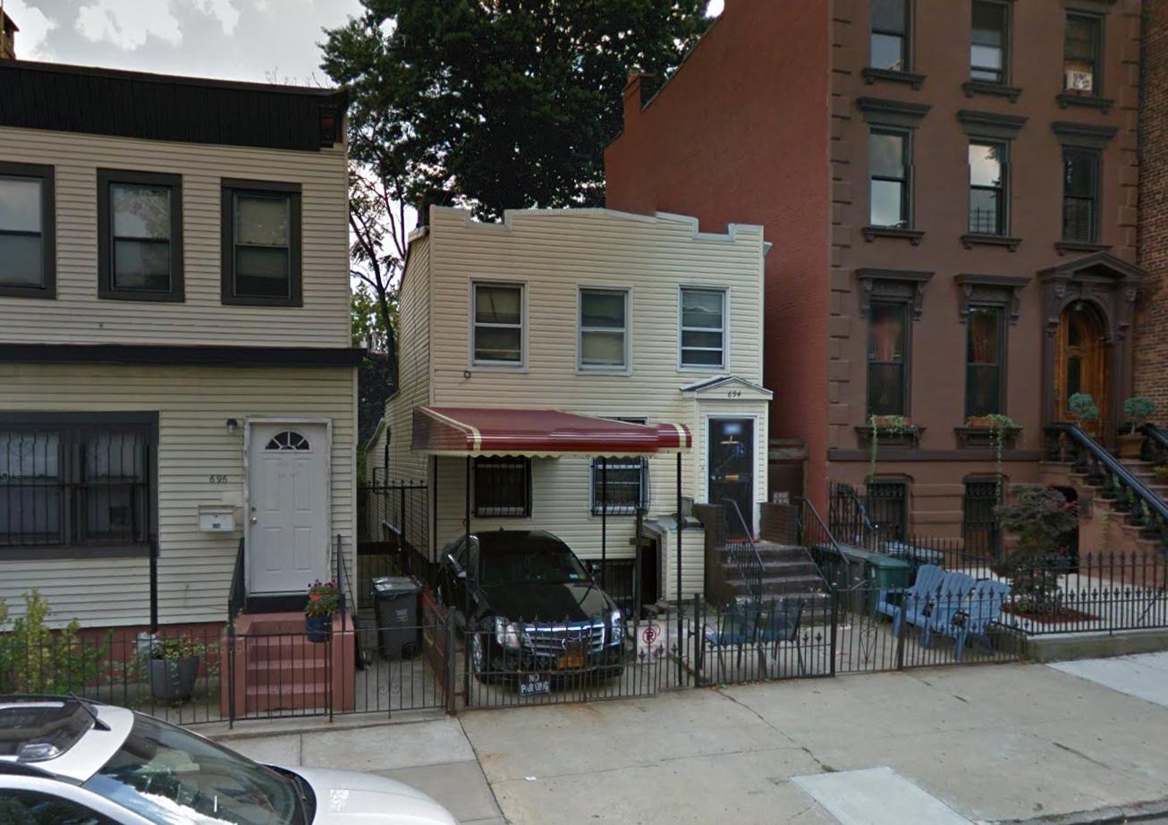 694 Monroe Street