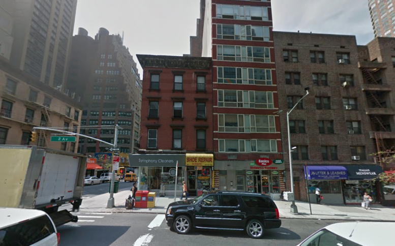 843 Second Avenue, image via Google Maps