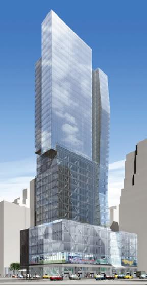 Original building design; image by Costas Kondylis Architects