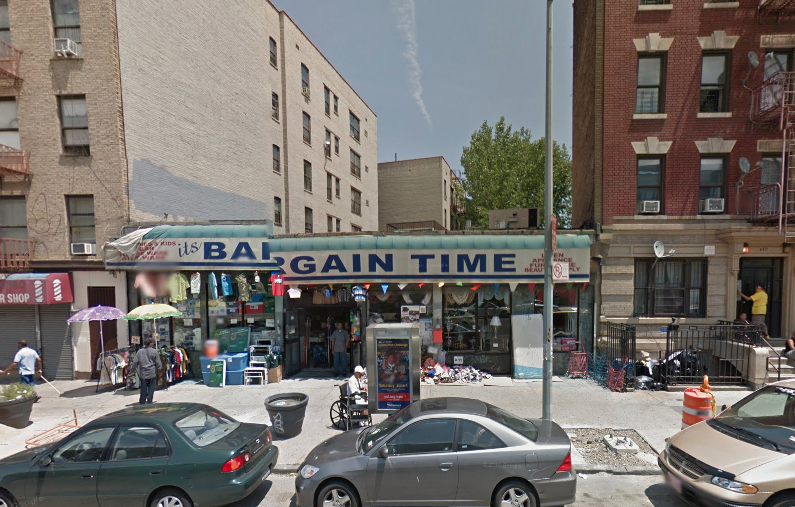 862 Hunts Point Avenue, image via Google Maps