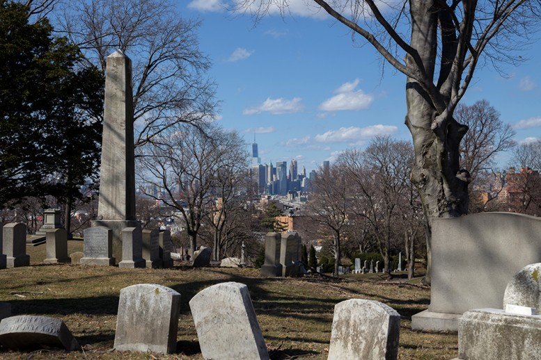 Green-Wood Cemetery. Photo via jqpubliq/Flickr.