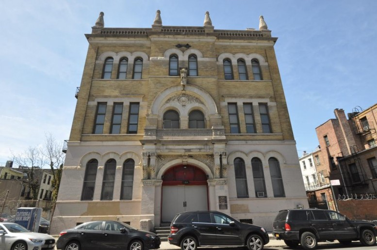 The Henry McCaddin Memorial Building at 288 Berry Street