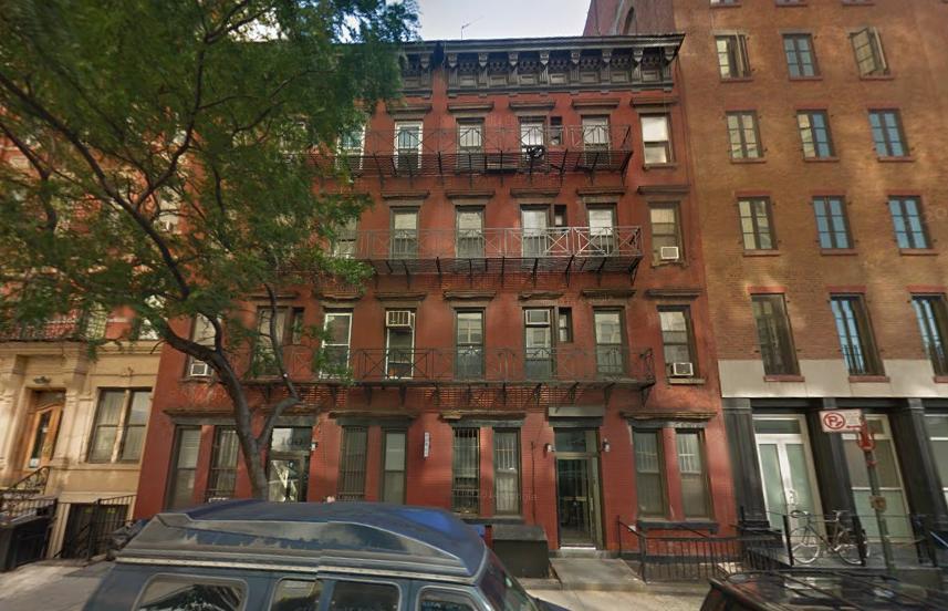 102 Charlton Street, image via Google Maps