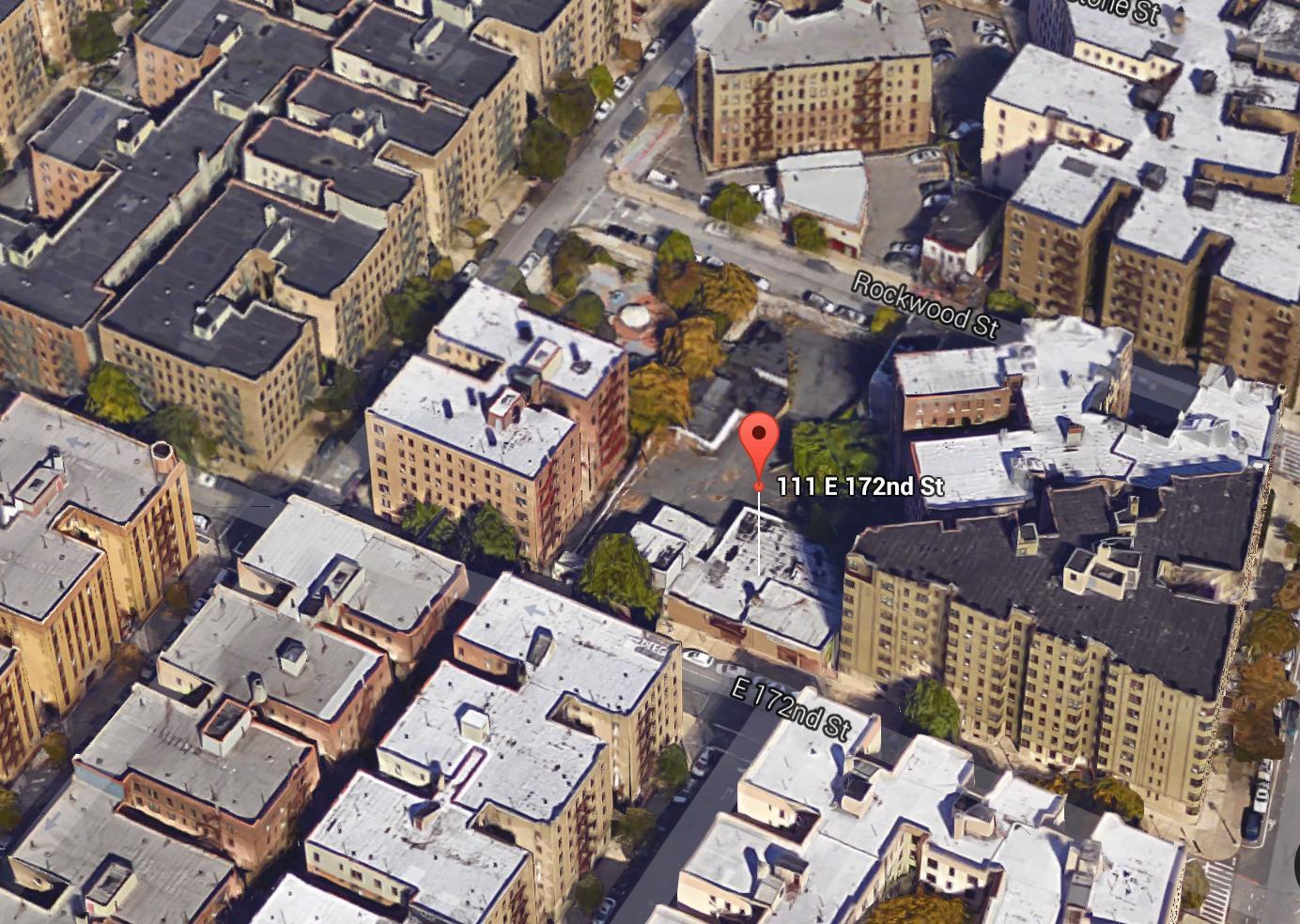 111 East 172nd Street