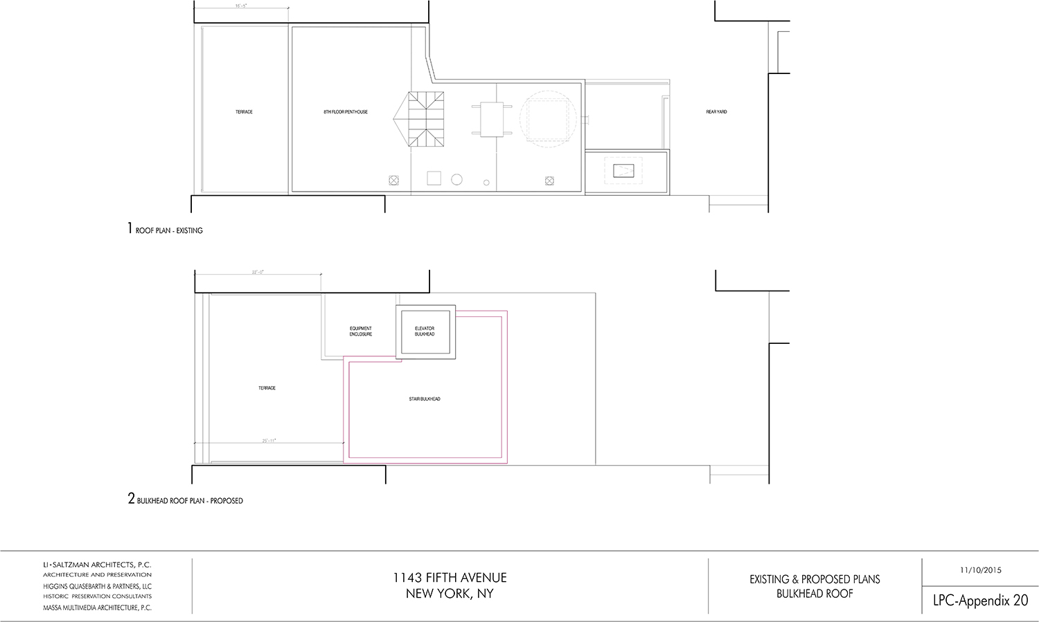 P:1143 5th AveDwgs�1_Current Drawings�9_LPC 01-02 Elev-Bldg