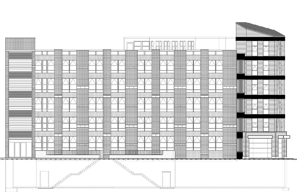 Amazing 123 Clara Street, Rendering By Zambrano Architectural Design