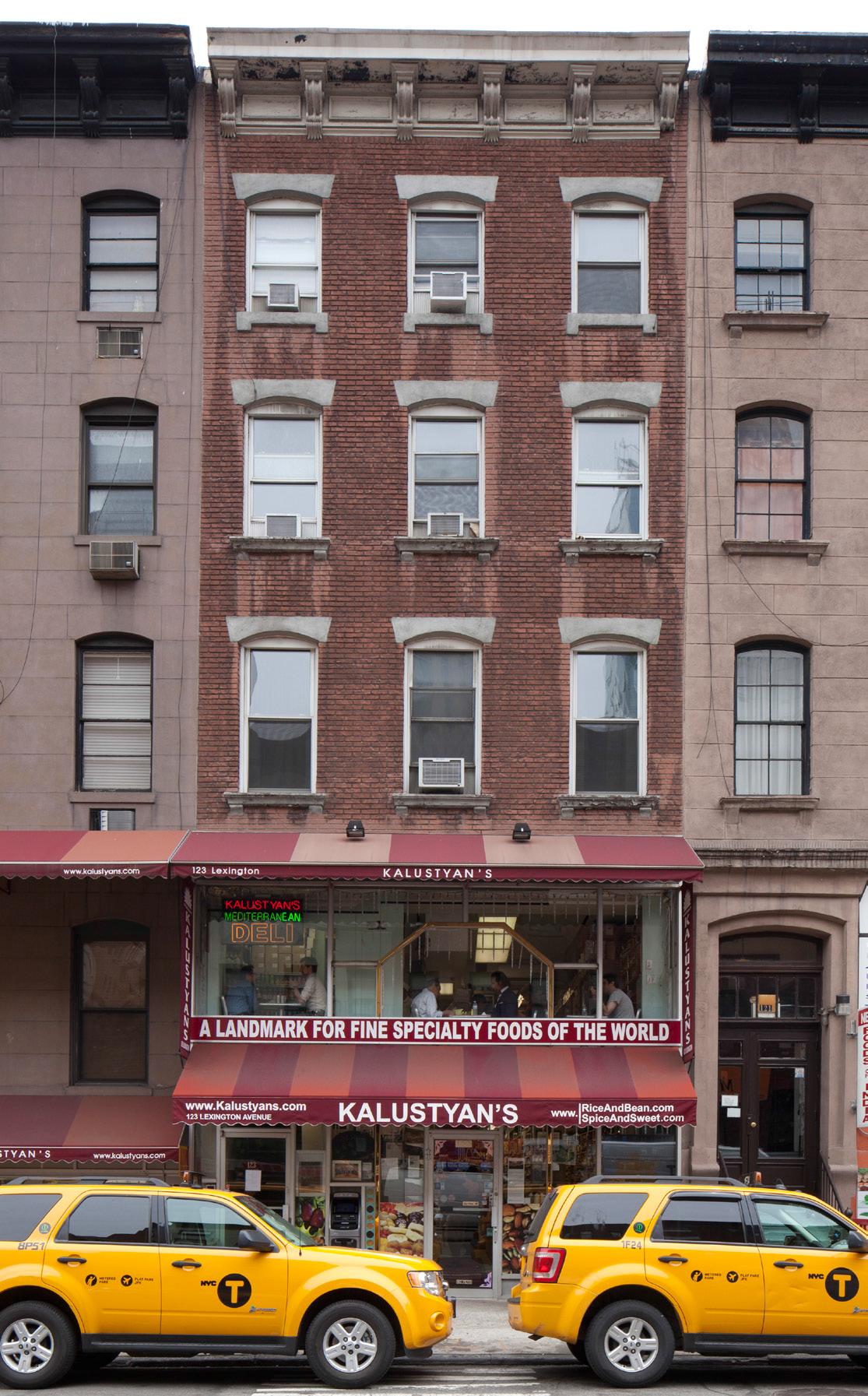 Chester A. Arthur House, 123 Lexington Avenue. Courtesy LPC.