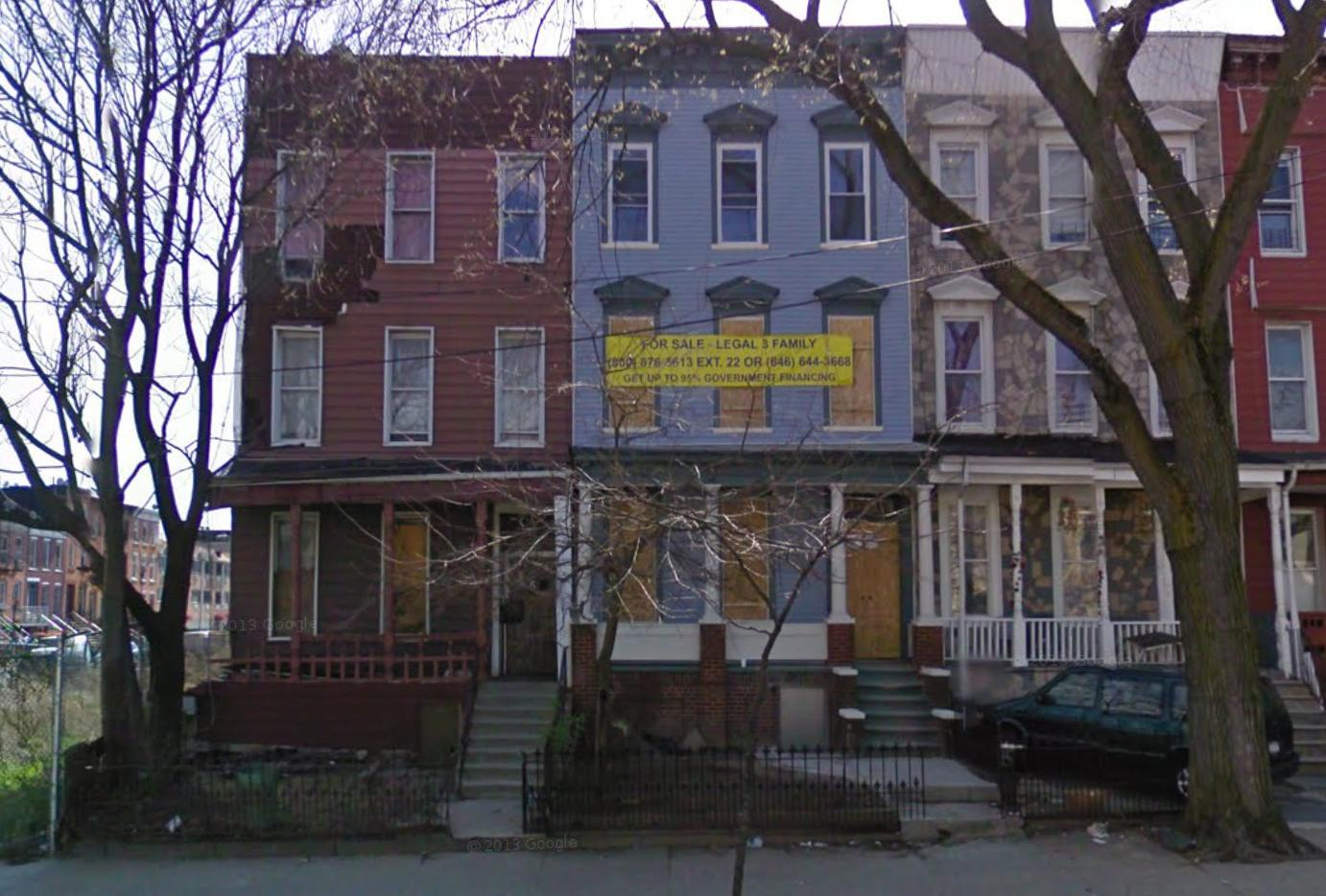 Four Story Two Unit Residential Project Coming To 1262