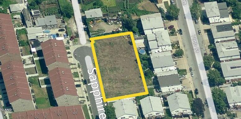 149-27 78th Street, image via Bing Maps