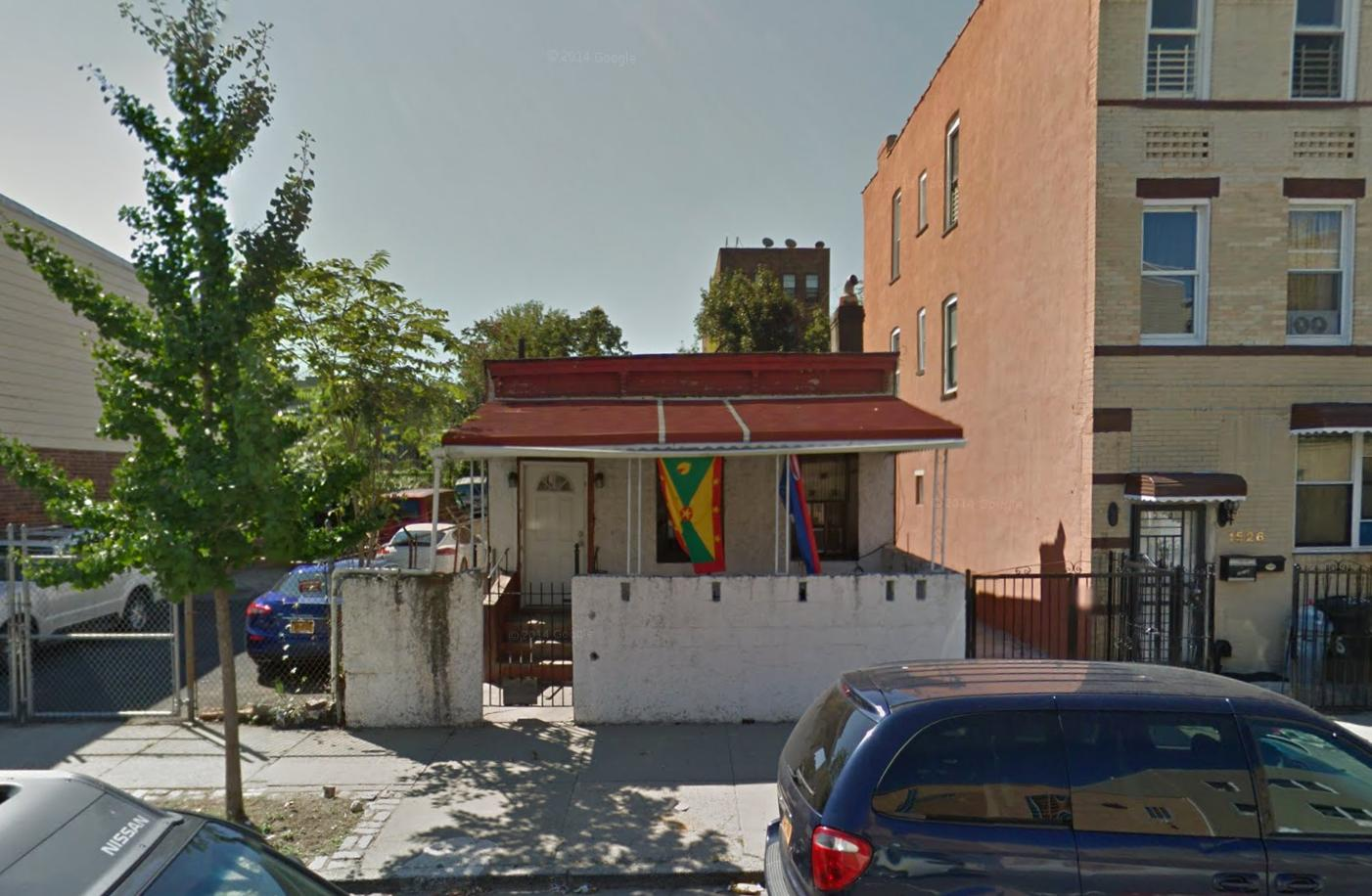 Four-Story, Eight-Unit Residential Building Coming To 1528 Bergen Street,  Crown Heights - New York YIMBY